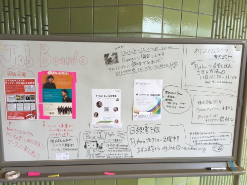 PyCon JP 2015 Job Board2